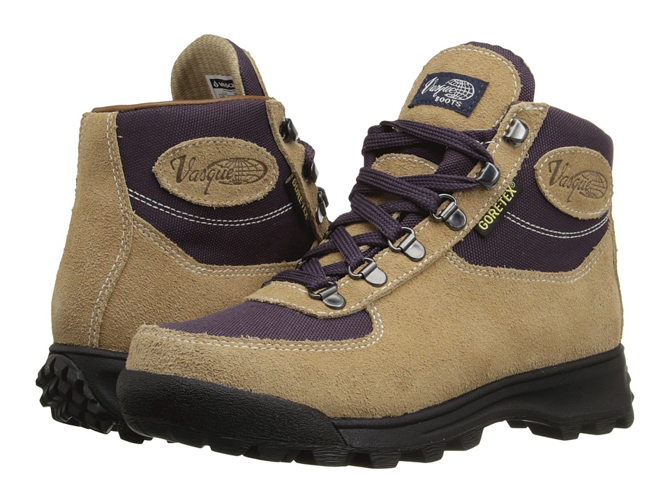 Vasque Skywalk GTX (Desert Sand/Plum) Women's Boots
