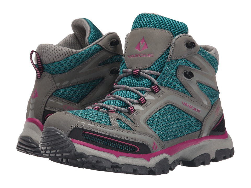Vasque - Inhaler II GTX (Gargoyle/Evergreen) Women