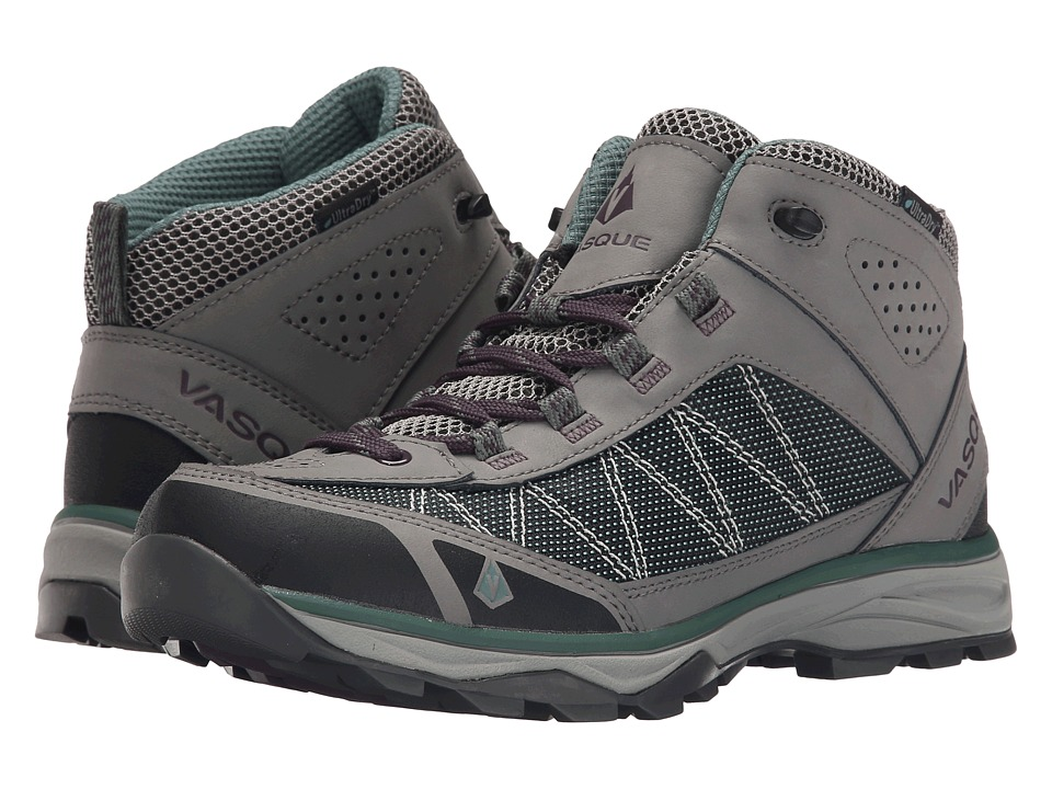 Vasque - Monolith UltraDry (Gray/Silver Pine) Women