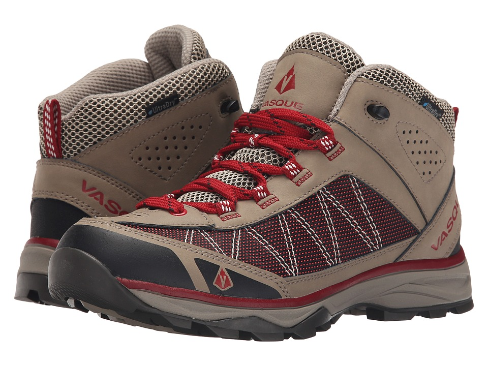 Vasque - Monolith UltraDry (Brindle/Chili Pepper) Women