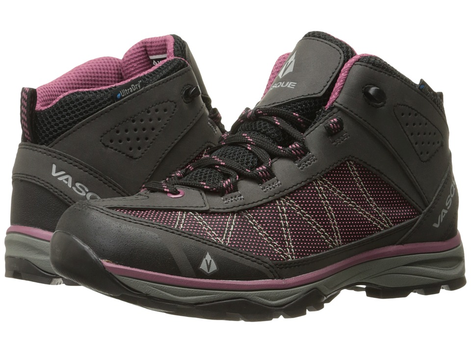 Vasque - Monolith UltraDry (Black/Damson) Women