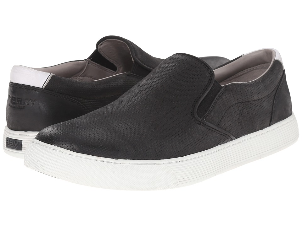 Sperry Top-Sider - Gold Sport Casual Slip-On (Black) Men