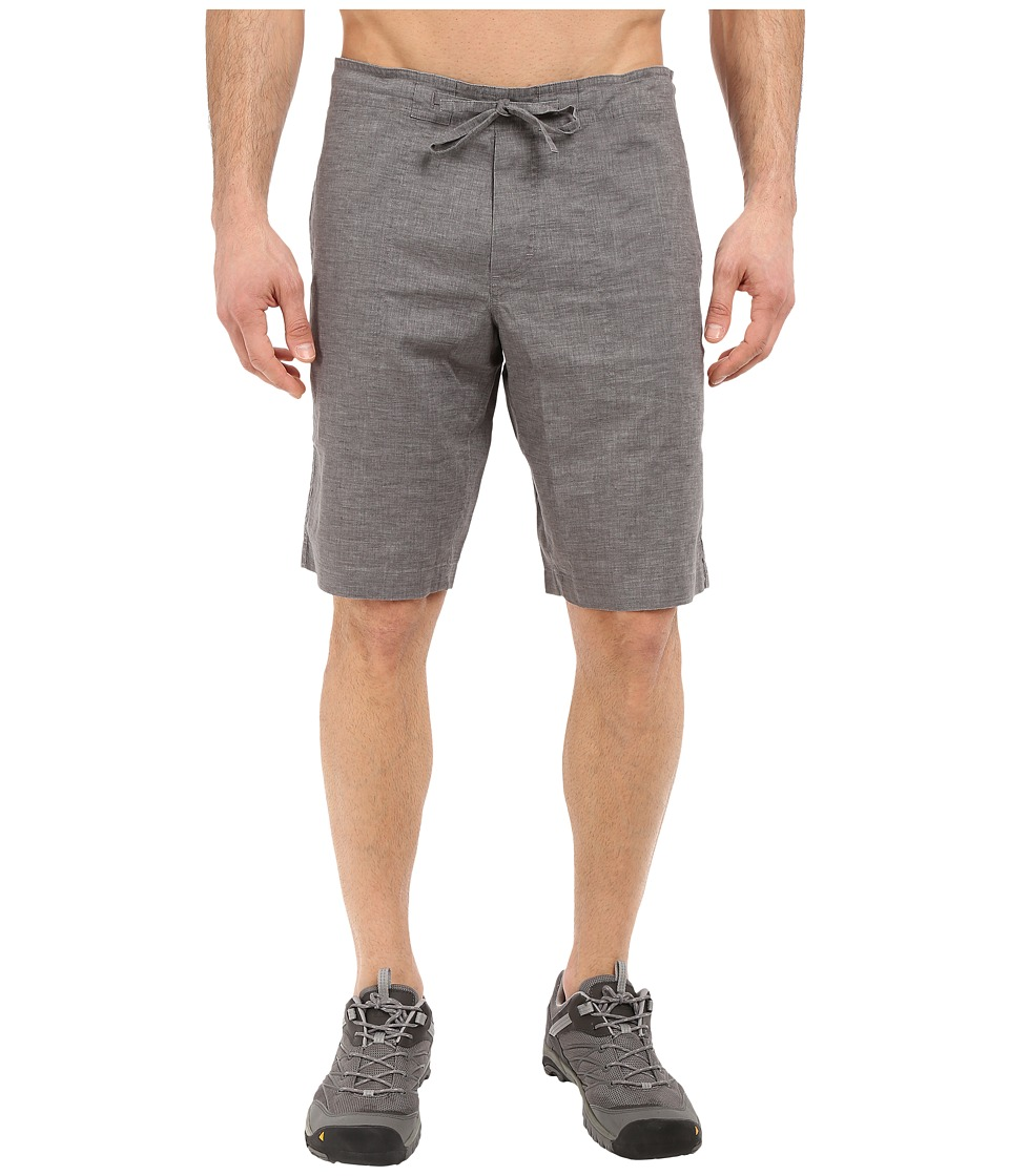 Prana Sutra Short (Gravel) Men