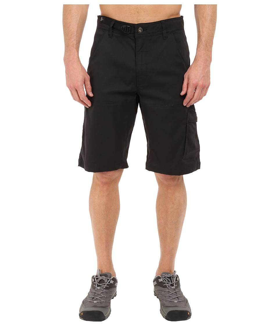 Prana Stretch Zion Short (Black) Men