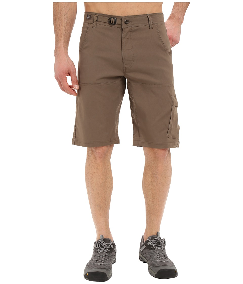 Prana Stretch Zion Short (Mud) Men