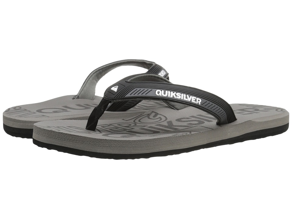 Quiksilver - Meditation (Black/Black/Grey) Men
