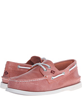 Sperry Top-Sider - A/O 2-Eye White Cap