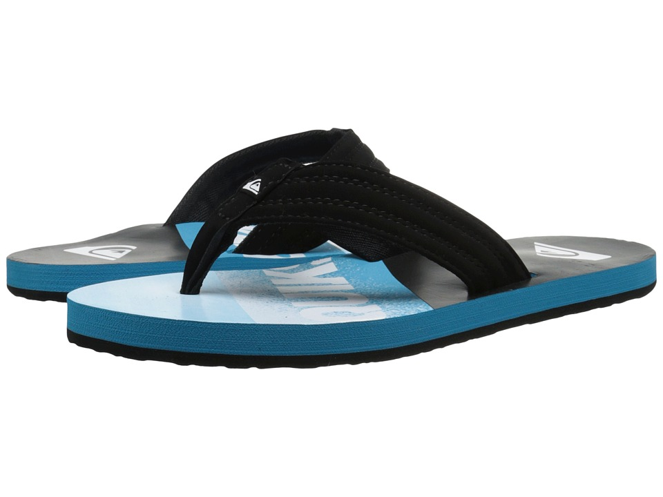 Quiksilver - Basis (Black/Blue/Blue) Men