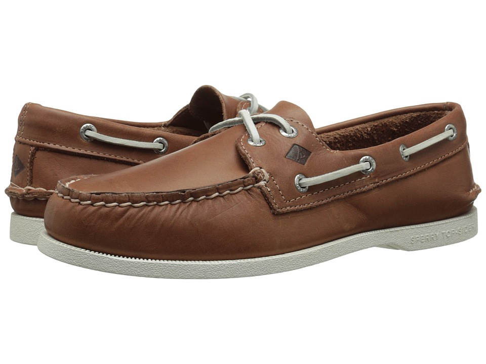 Sperry Top-Sider - A/O 2-Eye Sarape (Tan) Men