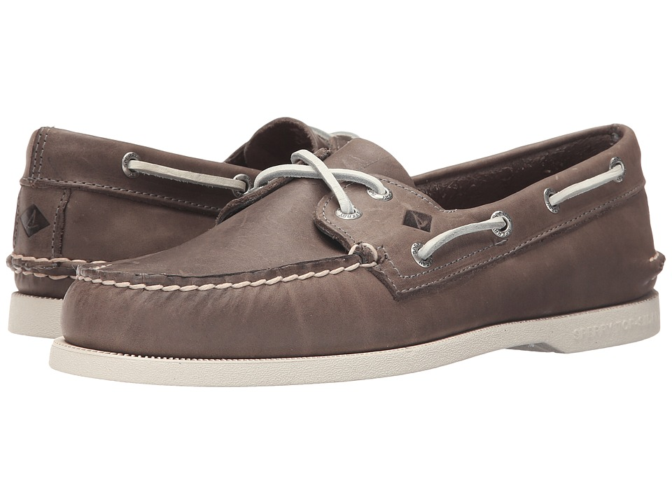 Sperry Top-Sider - A/O 2-Eye Sarape (Grey) Men