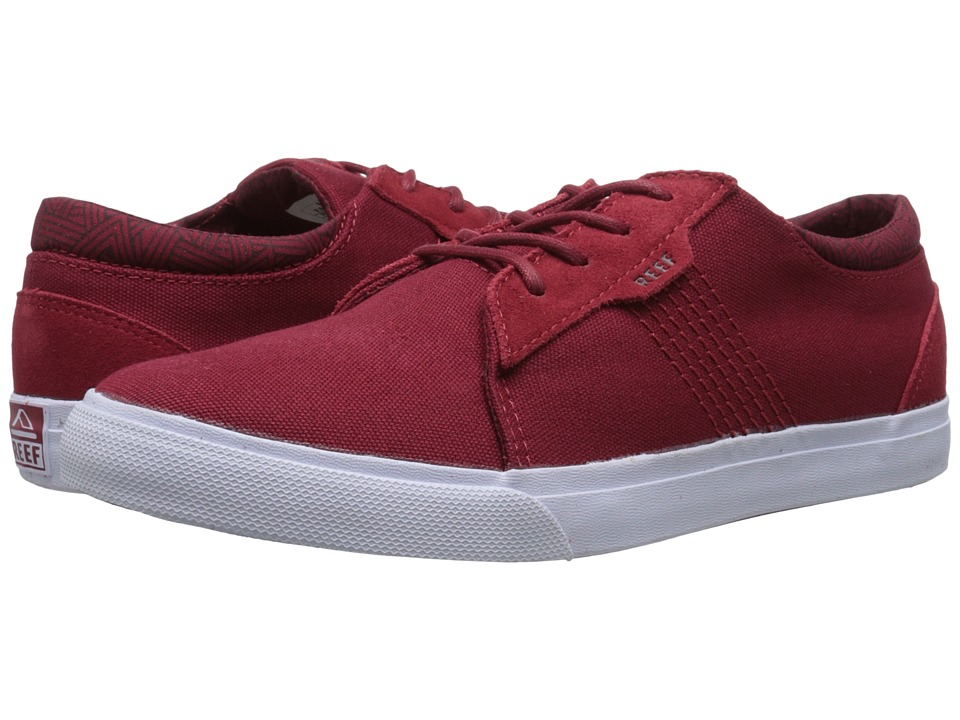 Reef - Ridge (Red/White) Men