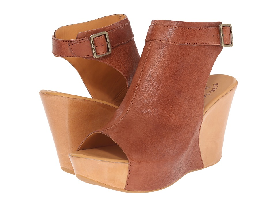 Kork-Ease - Berit (Etiope (Brown)) Women