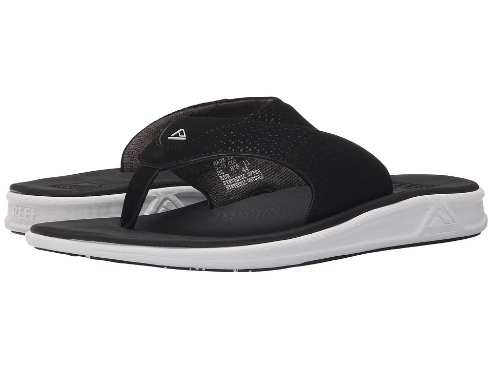 Reef - Rover (Black/White) Men