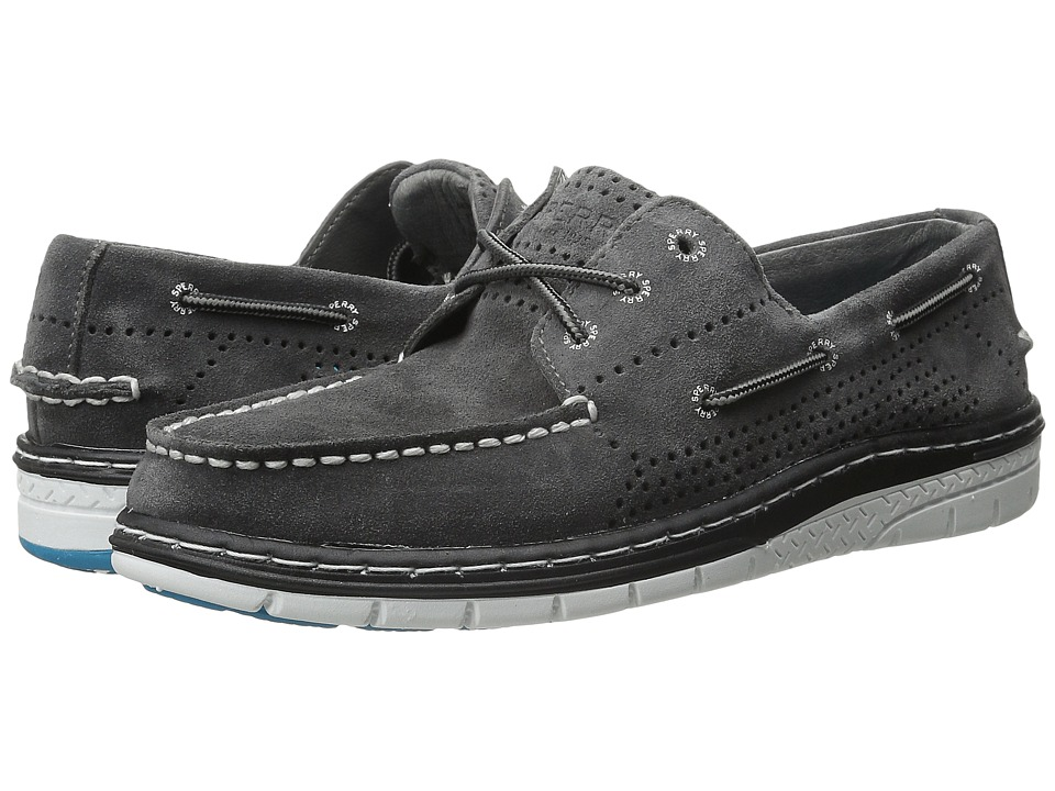 Sperry Top-Sider - Billfish Ultralite Perf Suede (Grey) Men