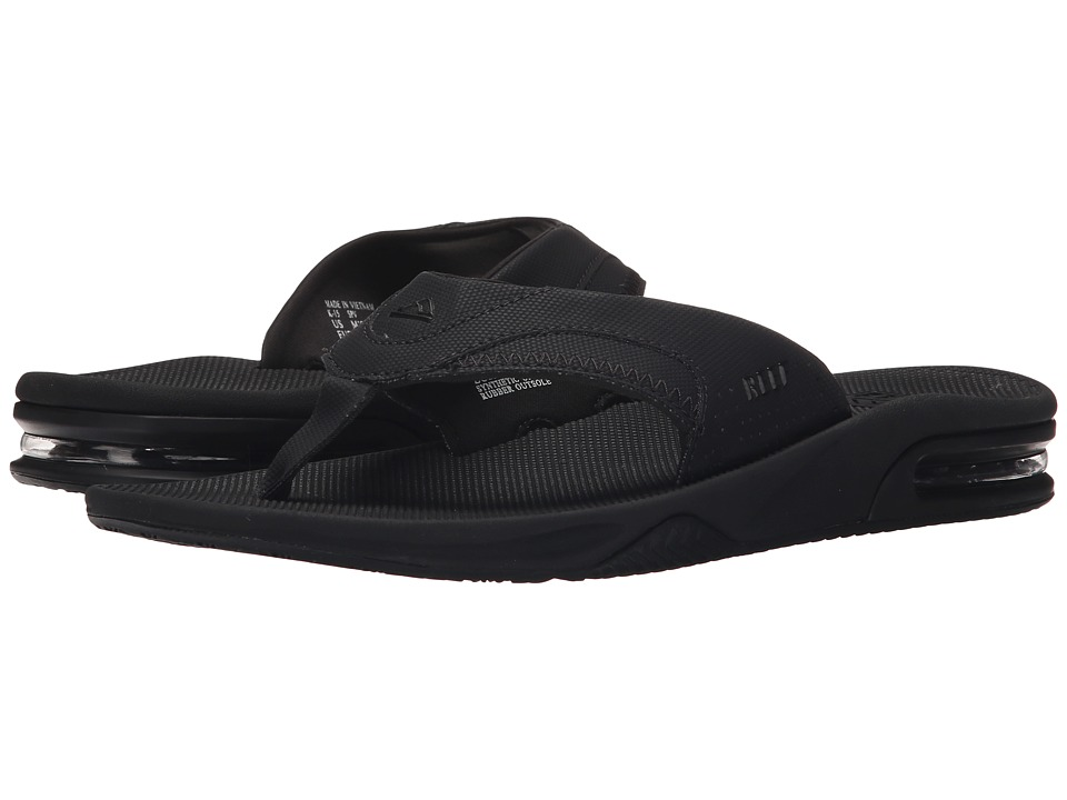 Reef Fanning (All Black) Men