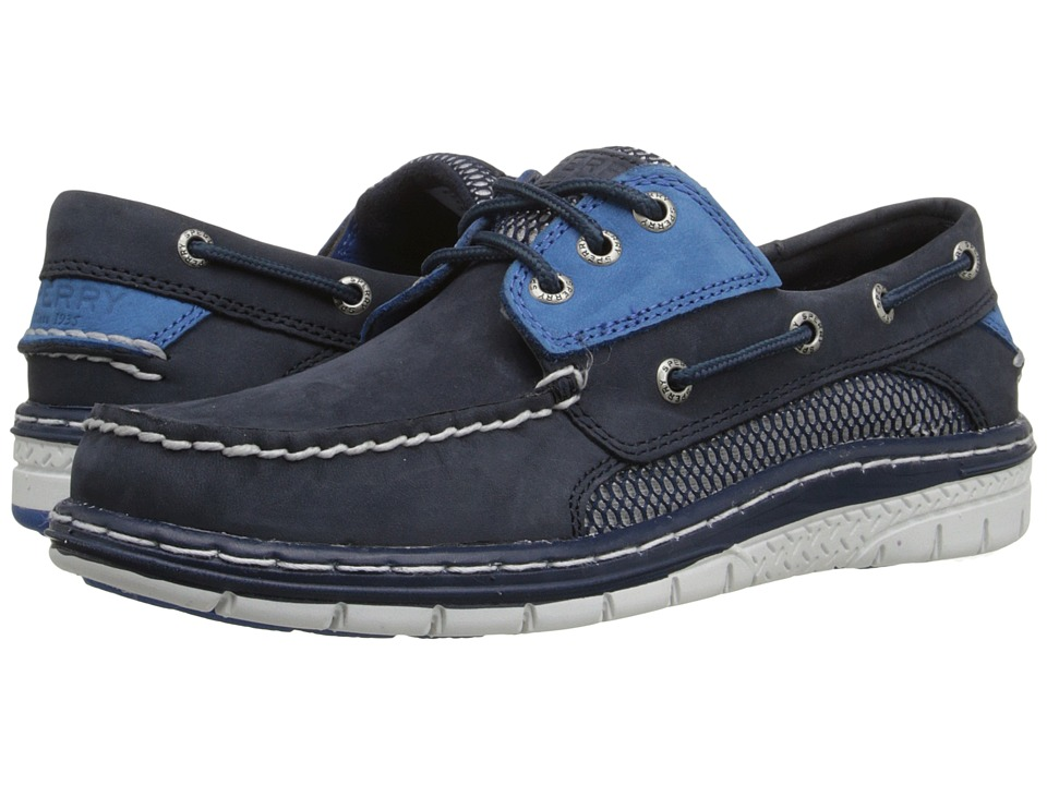 Sperry Top-Sider - Billfish Ultralite 3-Eye (Navy/Royal) Men