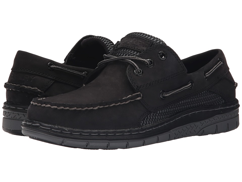 Sperry Top-Sider Billfish Ultralite 3-Eye (Black) Men