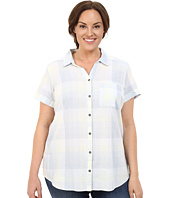 Columbia - Plus Size Wild Haven™ Short Sleeve Shirt