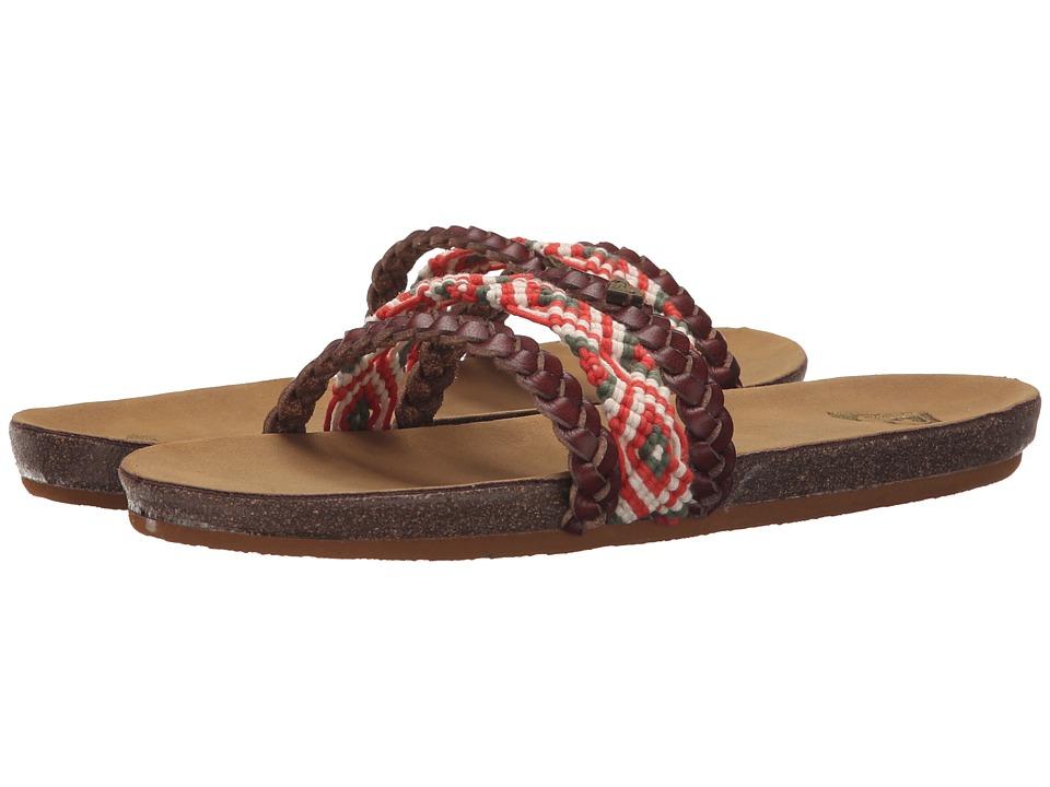 Roxy Casablanca Multi Womens Sandals