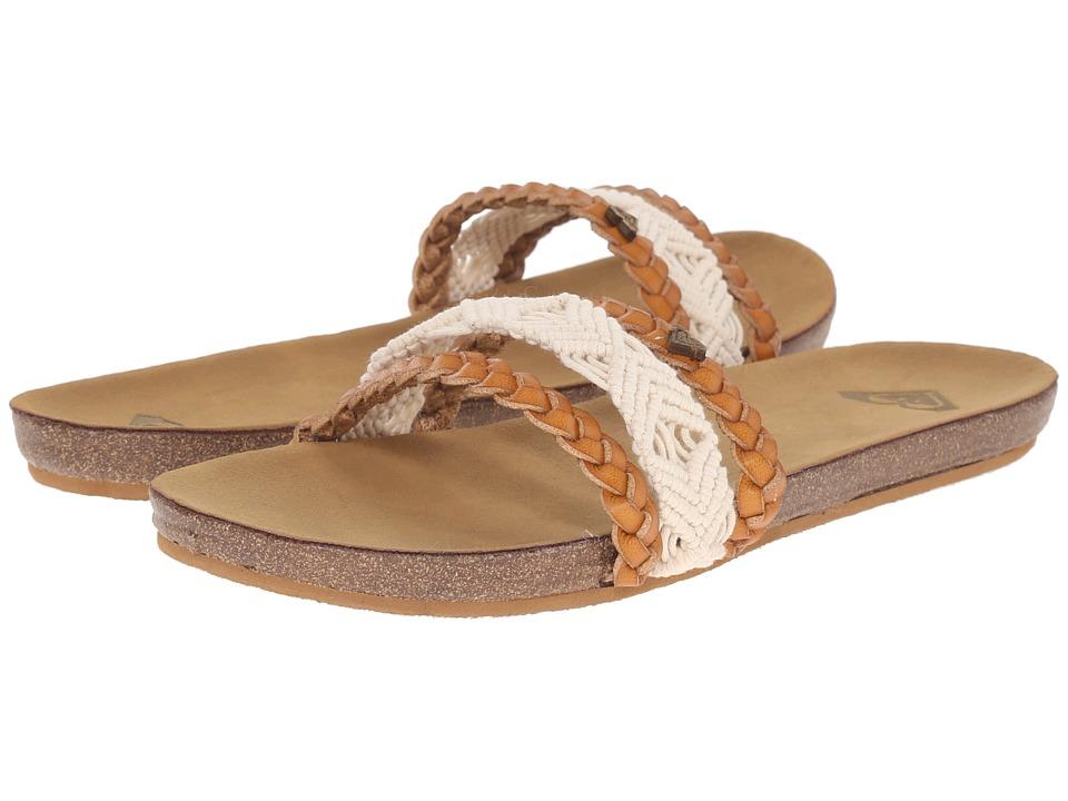 Roxy Casablanca Brown Womens Sandals