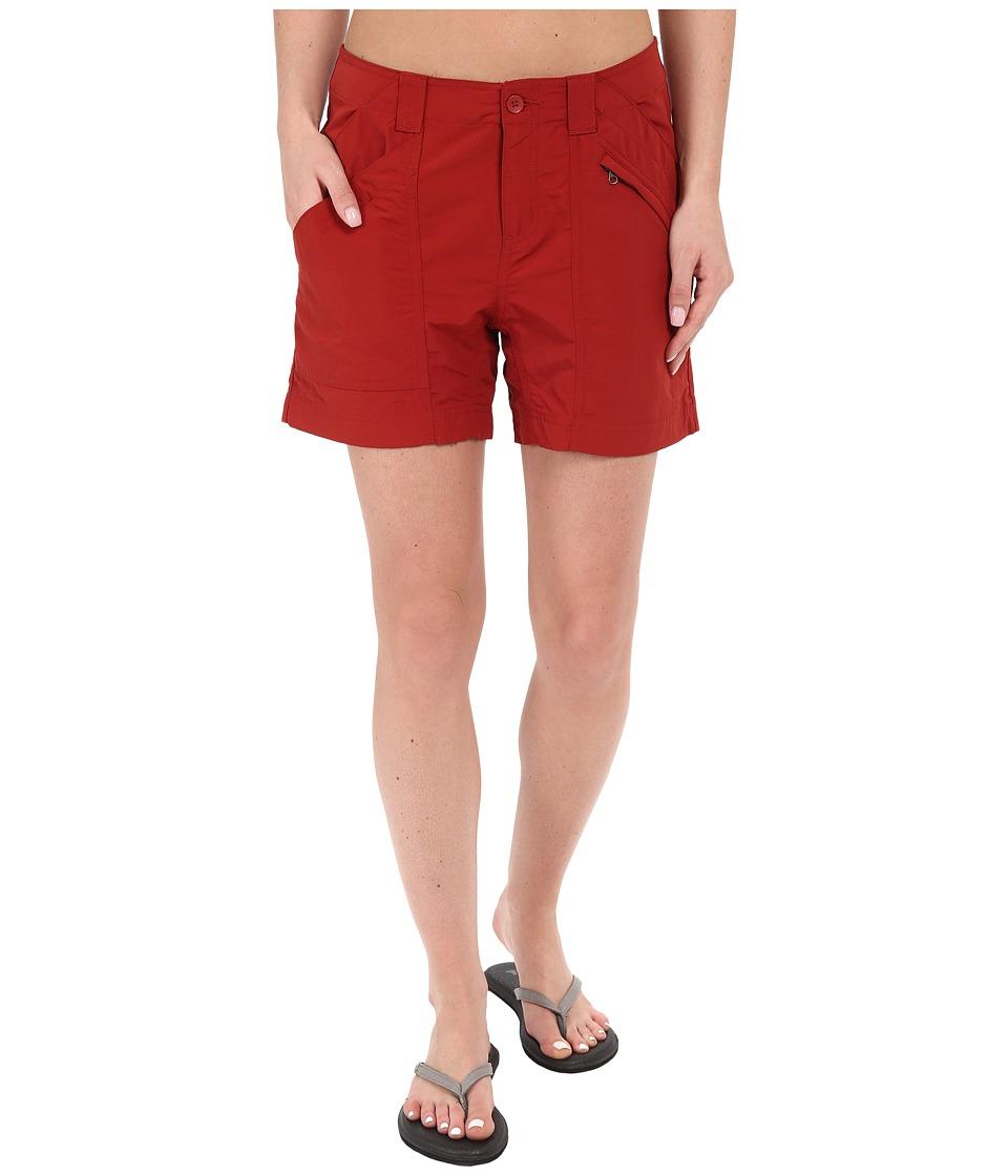 Royal Robbins Backcountry Short Pimento Womens Shorts