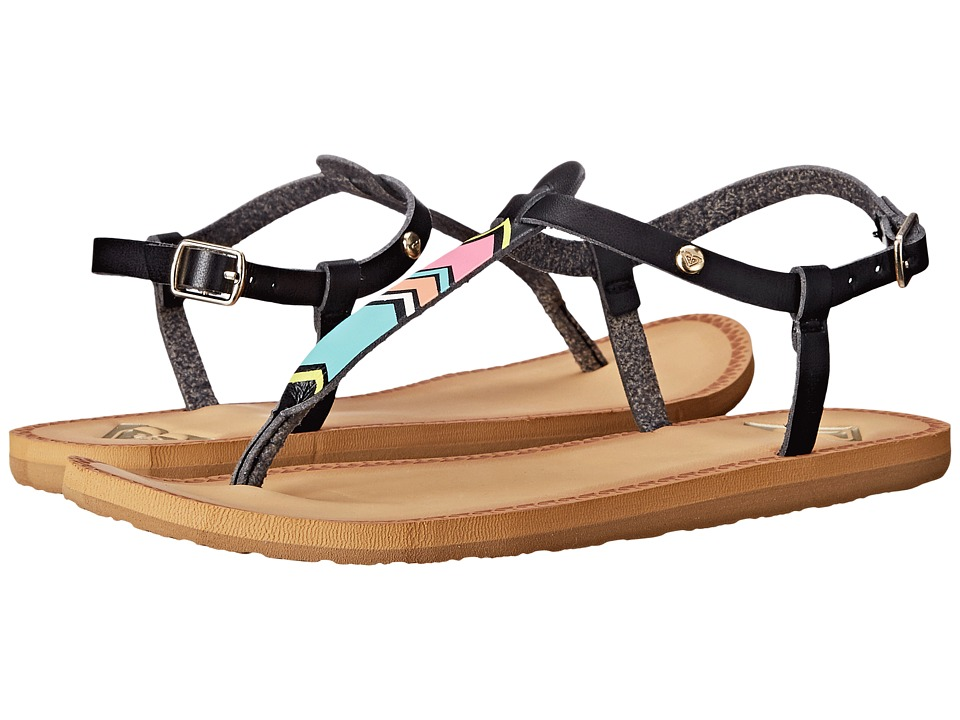 Roxy Dominica Black 1 Womens Shoes