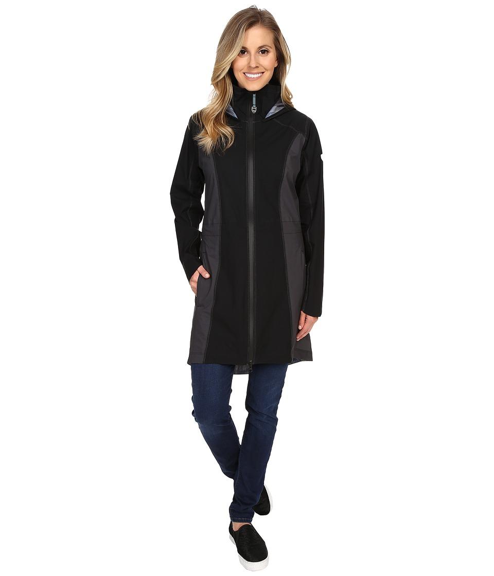 Kuhl Jetstream Jacket Raven Womens Coat