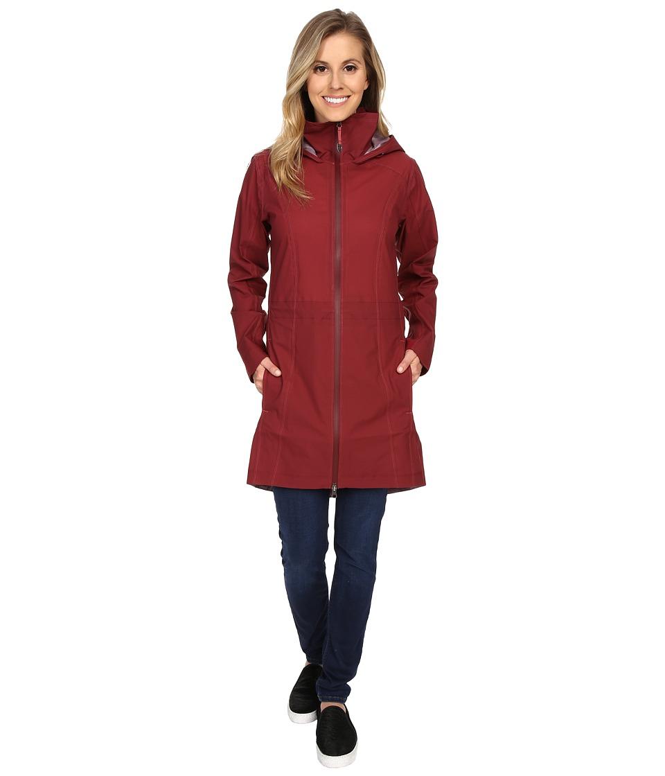 Kuhl Jetstream Jacket Syrah Womens Coat