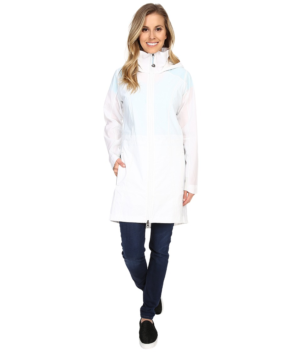 Kuhl Jetstream Jacket White Womens Coat