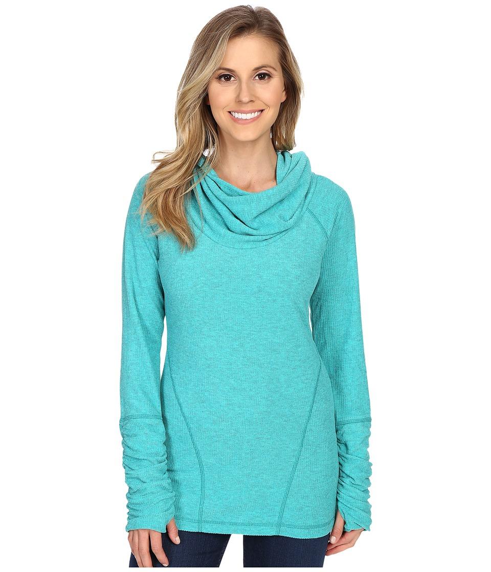 Kuhl Kamryn Pullover Mountain Jade Womens Long Sleeve Pullover