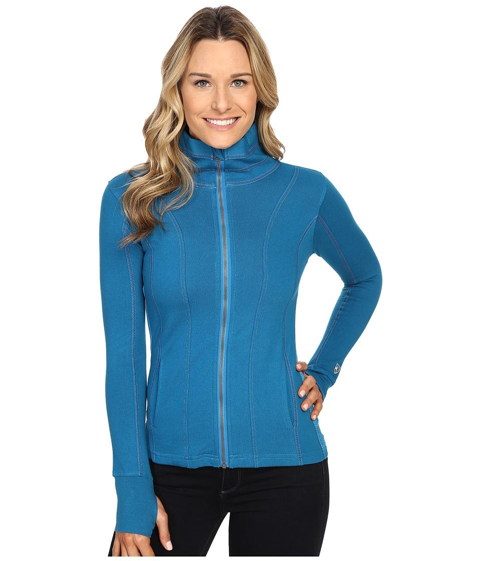 Kuhl Kember Jacket Seaport Womens Sweatshirt