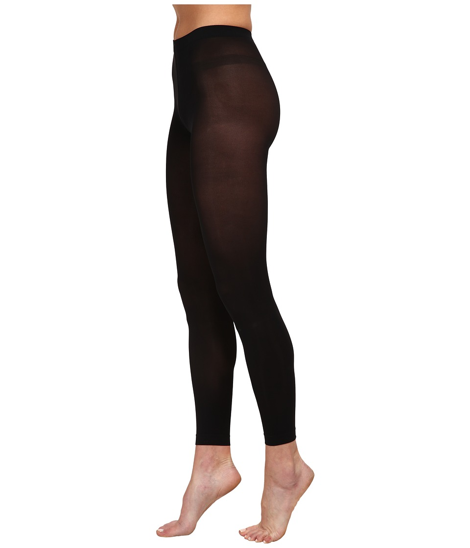 Falke - Pure Matte 50 Leggings (Black) Hose