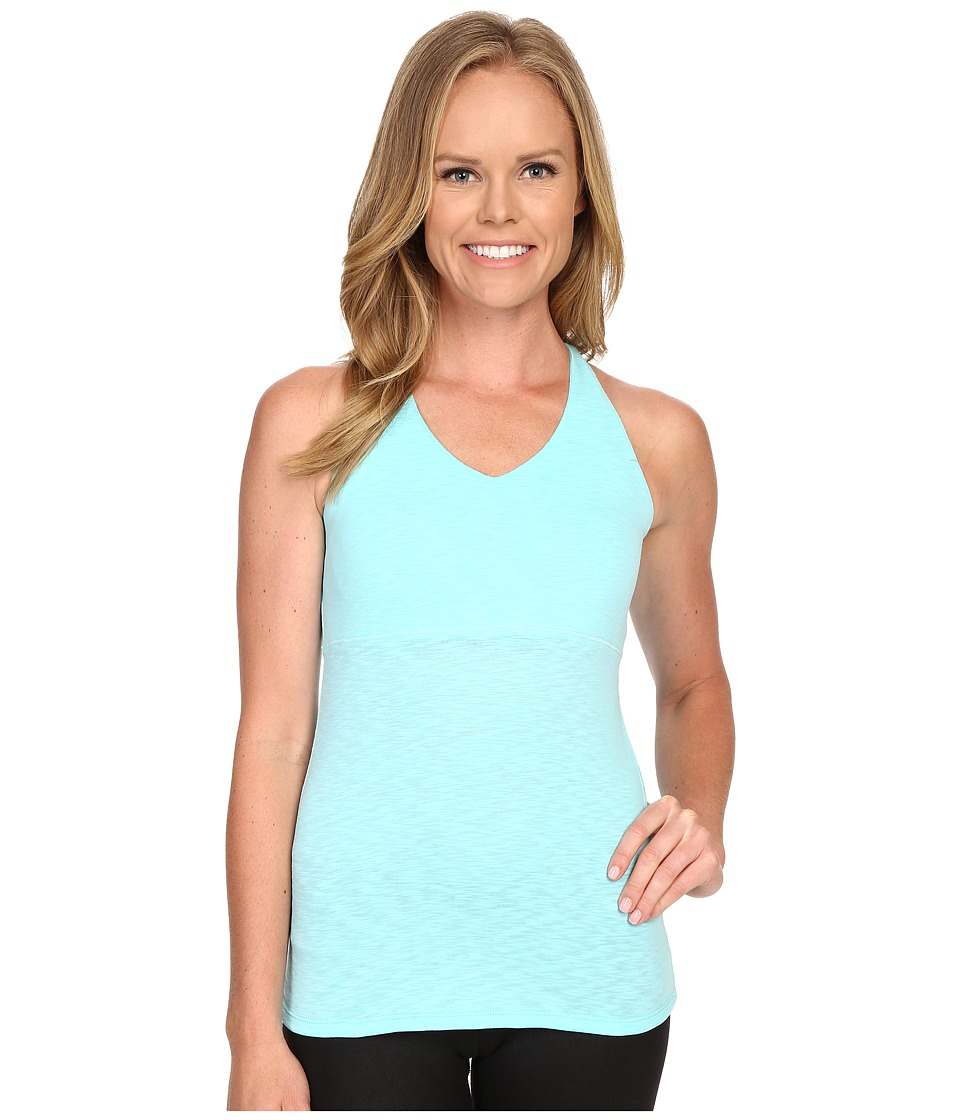 Kuhl Sora Tank Top Aquamarine Womens Sleeveless