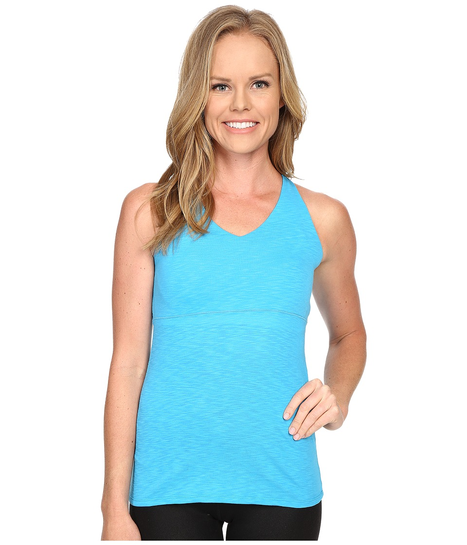 Kuhl Sora Tank Top Swiss Blue Womens Sleeveless