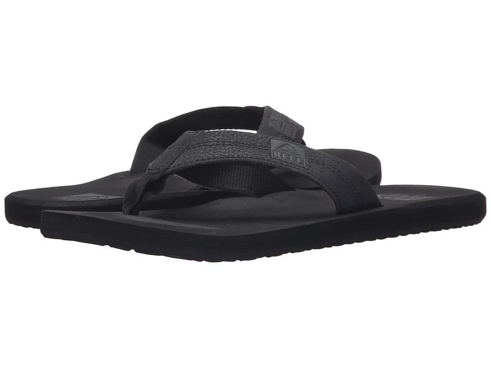 Reef - HT (Black) Mens Sandals