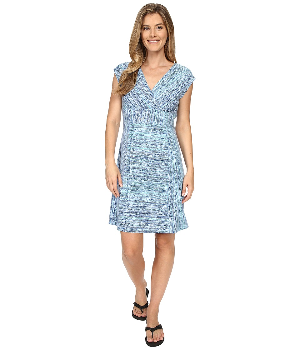 Royal Robbins Essential Rio Dress Light Lapis Womens Dress