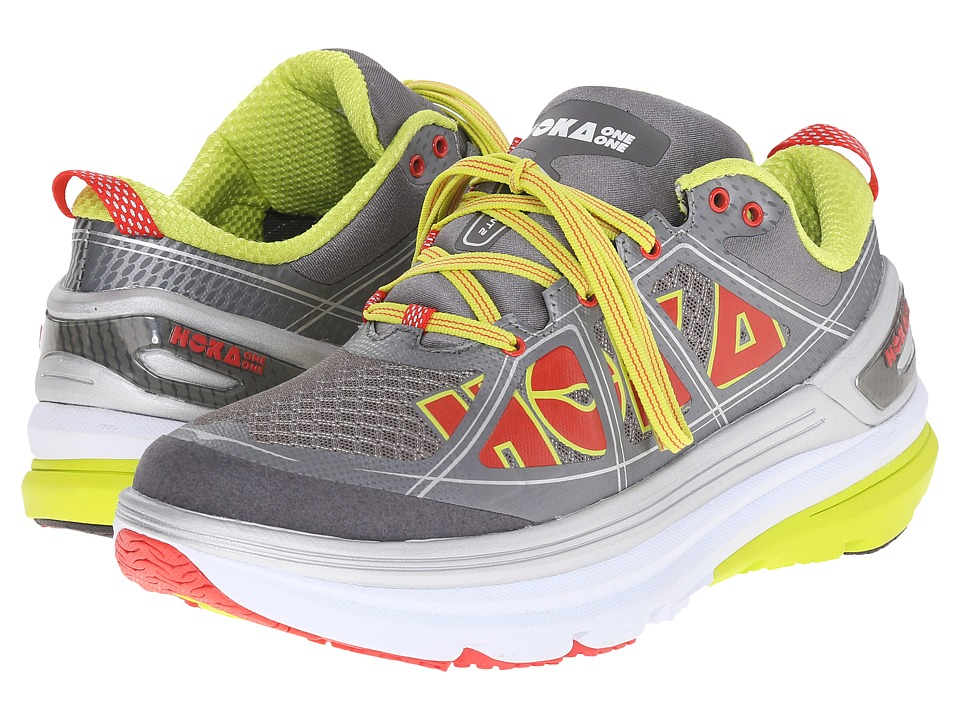 Hoka One One - Constant 2 (Grey/Acid) Women