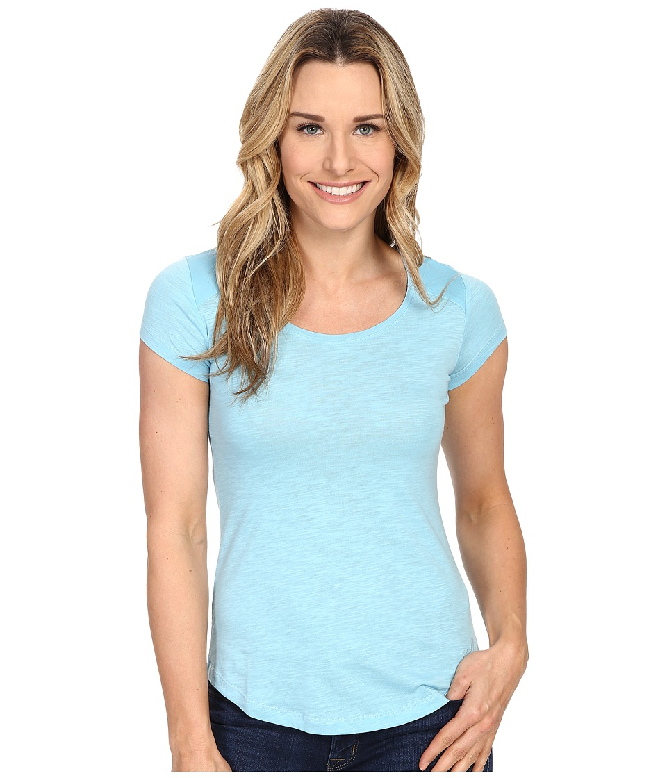 Kuhl Khloe S/S Top Skylight Womens Short Sleeve Pullover