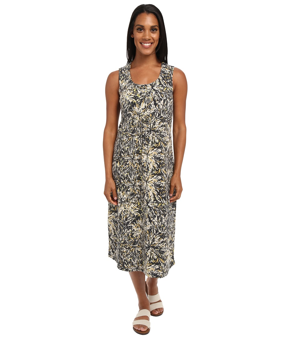 Royal Robbins Essential Floret Dress Jet Black Womens Dress