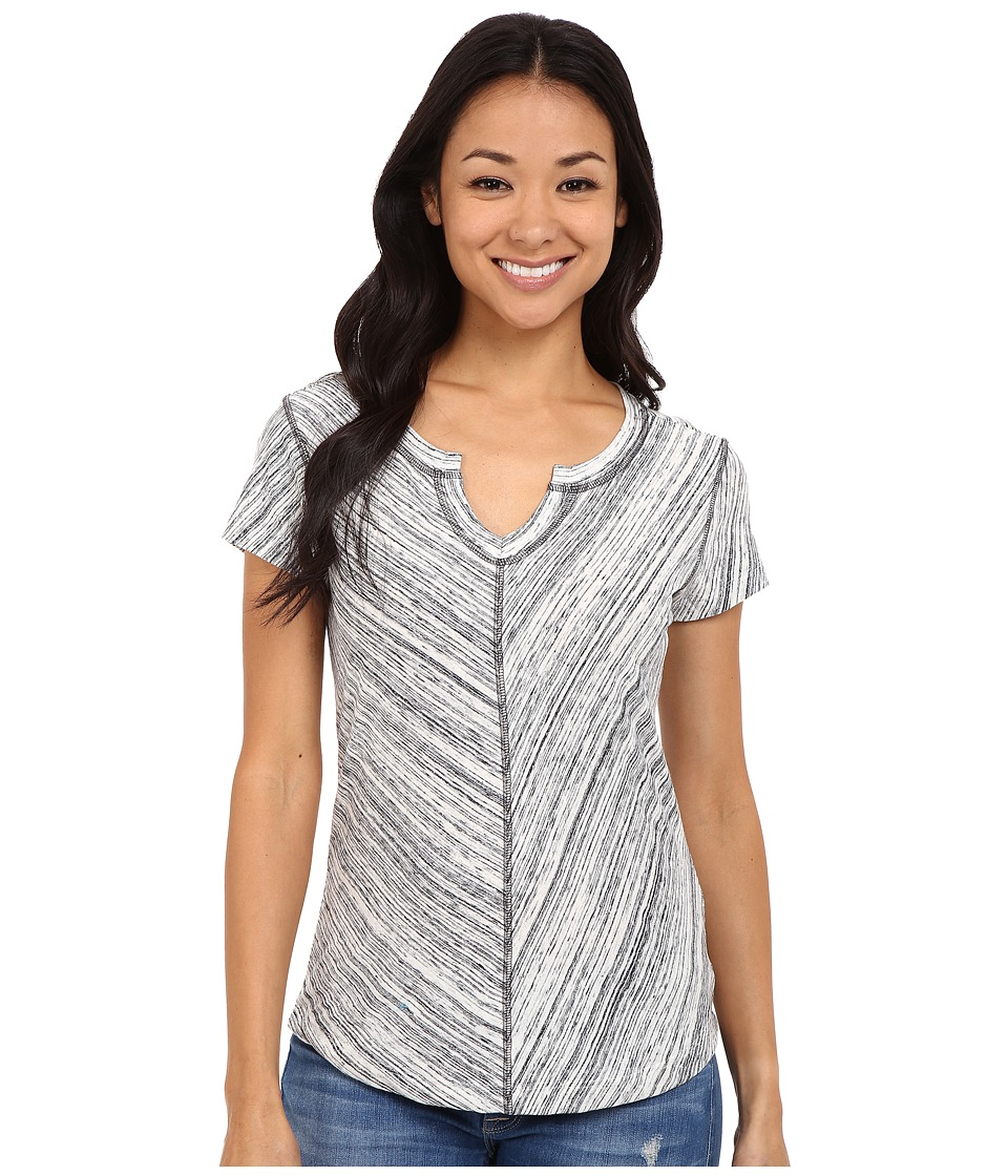 Kuhl Alisse Top Ash Womens Short Sleeve Pullover