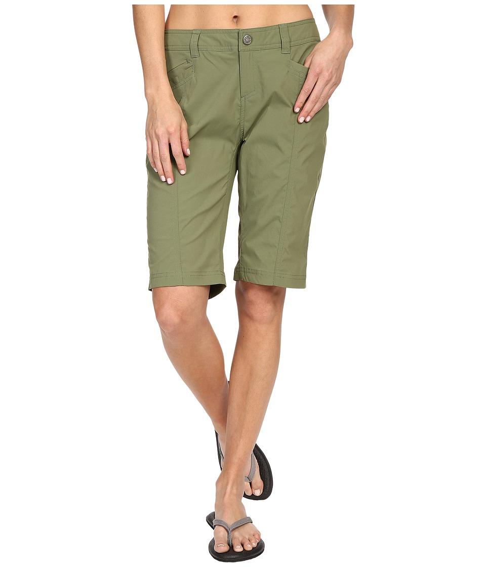 Royal Robbins Discovery Bermuda Aloe Womens Shorts