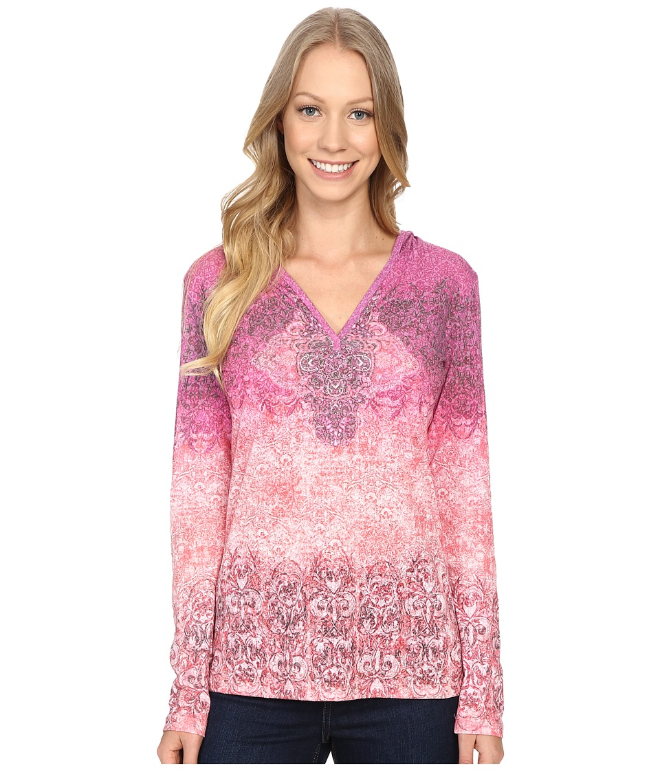 Kuhl Basel Hoodie Orchid Womens Long Sleeve Pullover