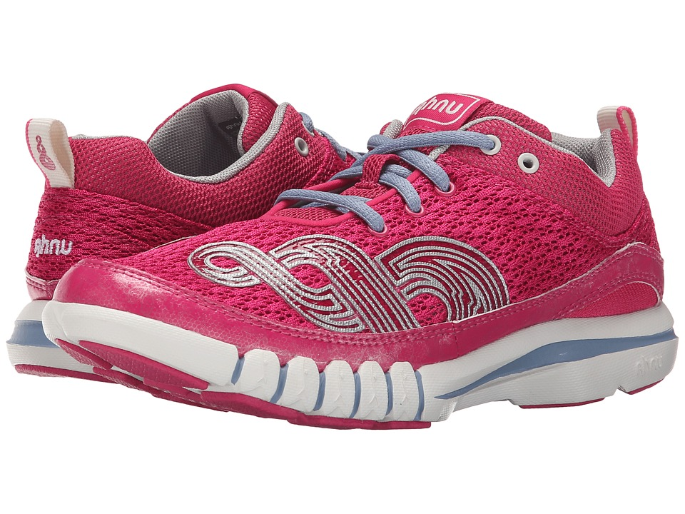 Ahnu Yoga Flex Dragon Fruit Womens Shoes