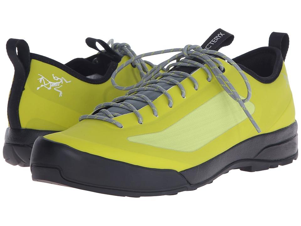 Arc'teryx - Acrux SL Approach Shoe (Genepi Arc/Moraine Arc) Mens Shoes