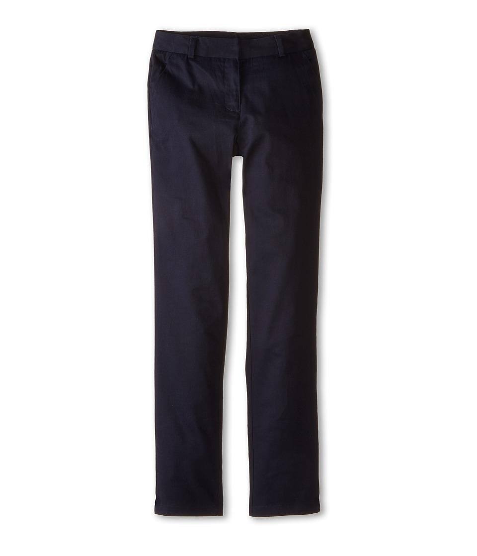 Nautica Kids Skinny Pants Big Kids Su Navy Girls Casual Pants