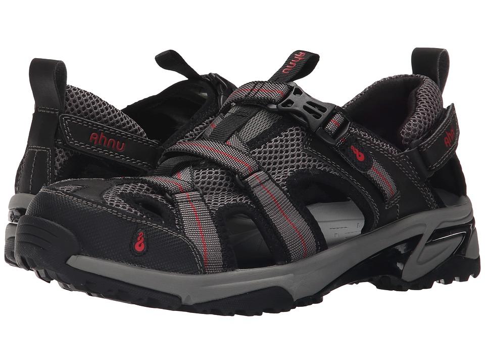 Ahnu Del Rey Smoke Charcoal Mens Shoes
