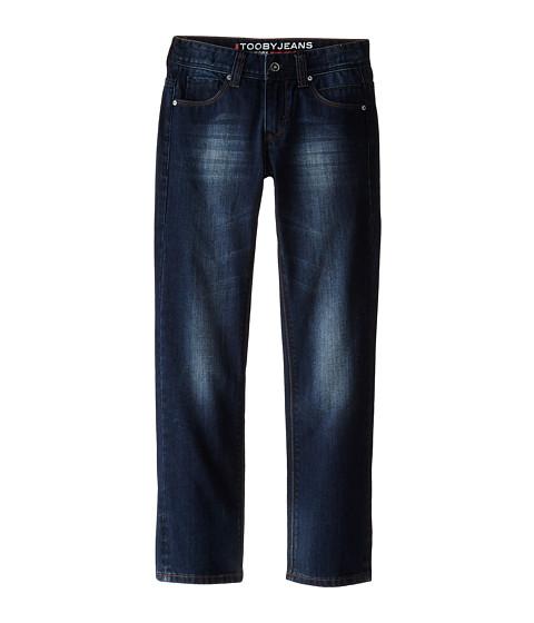 Toobydoo Dark Wash Jeans (Toddler/Little Kids/Big Kids)