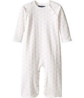 Toobydoo - Pink Star Bootcut Jumpsuit (Infant)