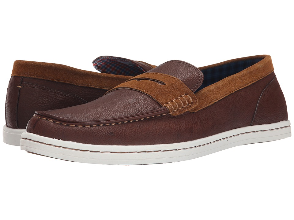 Ben Sherman - Parnell Loafer (Cognac) Men