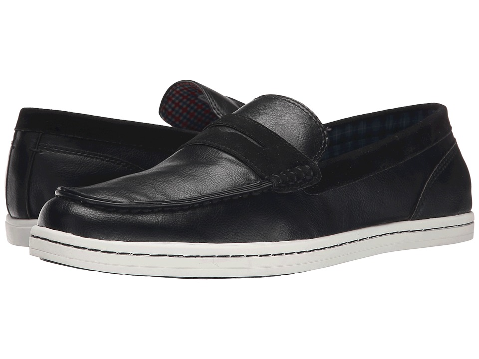 Ben Sherman Parnell Loafer (Black) Men